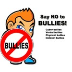say no to bullying and mean it