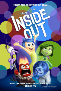 5 Things this parent learned about parenting from Inside Out  #InsideOutEvent