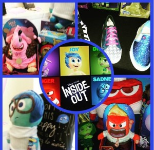 Great gear, games and goodies for all ages featuring the movie #InsideOut