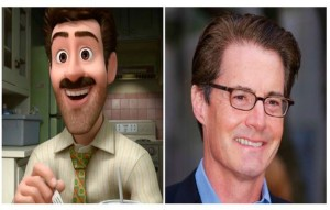 Kyle MacLachlan talks about being a dad on and off the screen #InsideOut