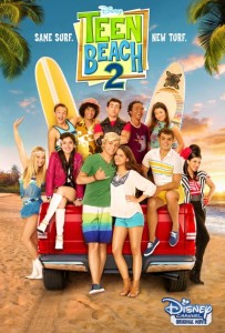 10 tips and free printables for one terrific Teen Beach 2 party #TeenBeach2
