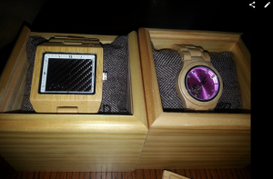 Holiday gift guide: His and Hers JORD Wood Watch #jordwatch