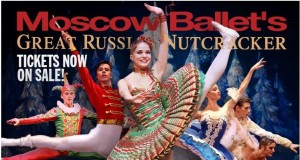 How to save on tickets to The Moscow Ballet's Great Russian Nutcracker