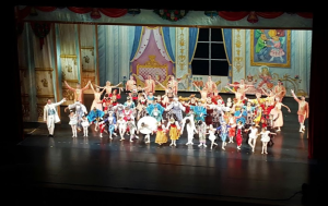 Music and movement: The Moscow Ballet's Great Russian Nutcracker