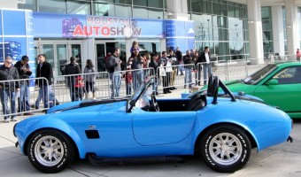 Ticket giveaway to the 2016 Houston Auto Show! #HOUAutos