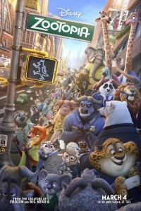 Zootopia: Don't be fooled by the Fox's Fangs #ShareAMC