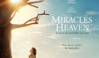 Interview with Queen Latifah, Kylie Rogers, and Miracles from Heaven Writers  #MiraclesFromHeaven