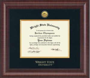Graduation diploma: You earned it now frame it! #EarnItFrameIt