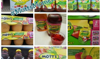 Many Motts Moments Available Throughout Our Day #MottsMoments