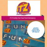 It's an iT'Z Family Four Pack Giveaway and Review