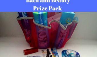 Bed Bath & Beyond College Bound Bath and Beauty Giveaway!