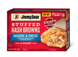 Serving up breakfast simply with Jimmy Dean Hash Browns