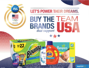 Four ways for families to support Team USA #LetsPowerTheirDreams