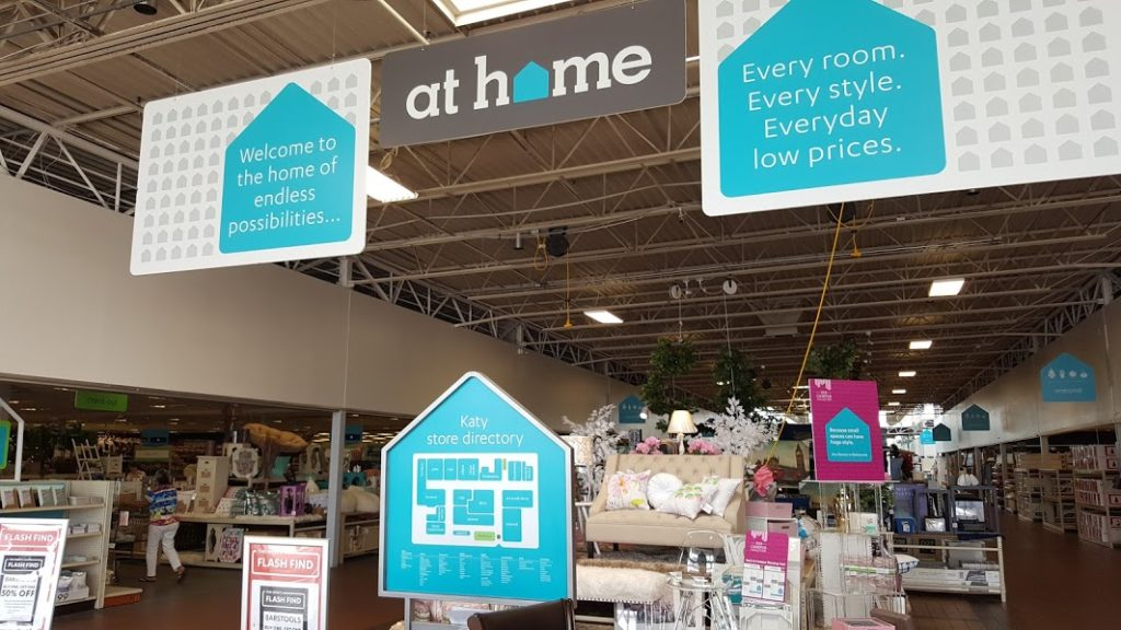 inside the at home store