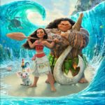 Disney's Moana at Dolby Cinema: A different kind of princess and cinema  #ShareAMC #DolbyCinema #Moana