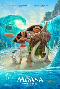 Bring home the magic of Moana on Blu-Ray or DVD with Digital Giveaway