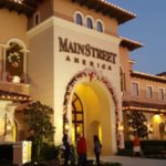 Christmas on MainStreet at MainStreet America #ChristmasonMainStreet