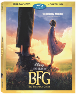 The BFG Blu-Ray Review, Free Printable Activities and #TheBFG Digital Giveaway