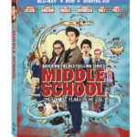 Middle School: The Worst Years of My Life Blu-Ray and $30 Amazon Gift Card Giveaway #middleschoolmovie