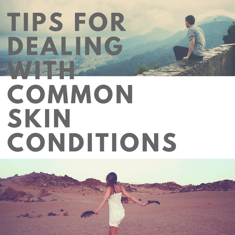 common skin conditions