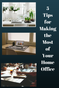 Invest In Your Earning Potential By Making Your Home Office Comfortable