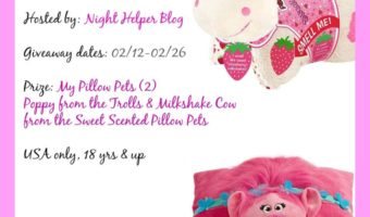 My Pillow Pets Valentines Day Giveaway!