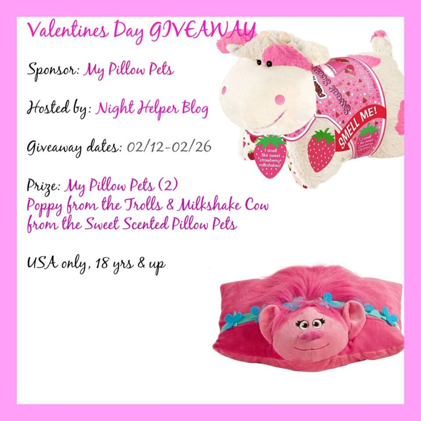 pillow pet giveaway