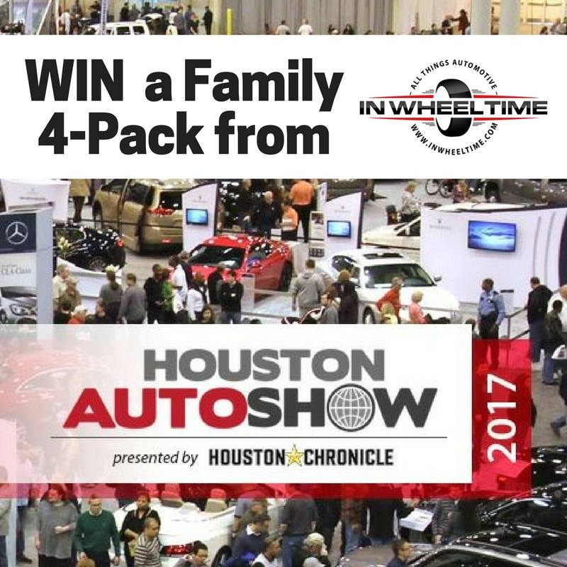 Houston Auto Show Giveaway