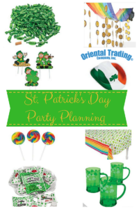 Super Simple St. Patrick's Day Party Planning  #StPatricksDay
