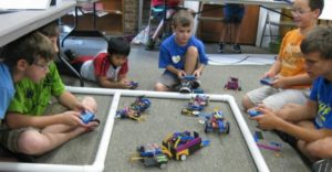Get 50% off STEAM Science and Robotics Summer Camps #STEAM_Robotics