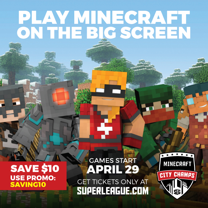 Super League Minecraft