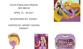 Tangled Before Ever After DVD Prize Pack Giveaway #TangledTheSeries