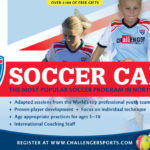 Summer camp series: British Soccer Camp Freebies with Registration #ChallengerCamps