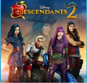 "Descendants 2 Debut 'Ways to Be Wicked"" and Soundtrack  #Descendants2"