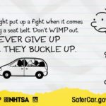 Child and Teen Passenger Safety Tips #KidsBuckleUp #TheRightSeat