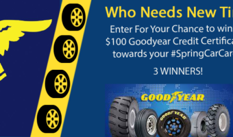 Goodyear Auto Service Spring Car Care Event and Giveaway! #SpringCarCare