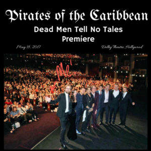 Highlights from the Premiere of Pirates of the Caribbean: Dead Men Tell No Tales and Spoiler Free Movie Review