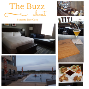 Here's the buzz on the Sonesta Bee Cave @SonestaBeeCave #MSPTravels