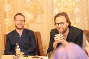 Exclusive Interview with Pirates of the Caribbean Directors Espen Sandberg and Joachim Ronning #PiratesLifeEvent #PiratesoftheCaribbean