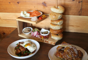 New Brunch Menu Comes to Nobies Starting Mother's Day #NobiesHouston