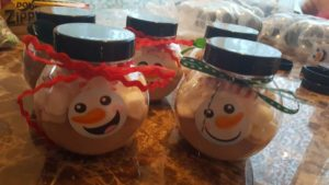 DIY Snowman Gifts: Hot Chocolate Worth Melting For