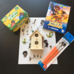 A Stork's Journey Special DIY Birdhouse Kit Giveaway #AStorksJourney