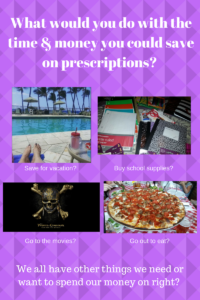 What Would YOU Do With the Money Saved on Expensive Prescriptions?