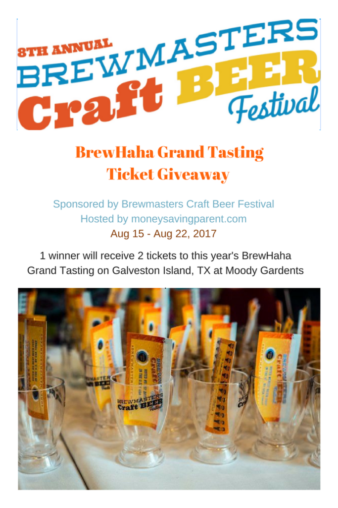 BrewHaha Grand Tasting Ticket Giveaway