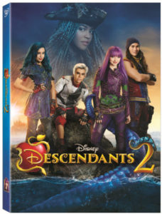 Bring home Descendants 2! Now available on DVD with Bonus Features and Bonus Gift #Descendants2 #WaystoBeWicked