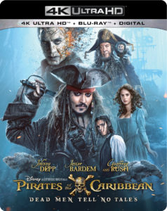 Bonus Features with Bonus Activities: Pirates of the Caribbean Dead Men Tell No Tales now on Blu-Ray #PiratesoftheCaribbean