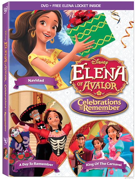 elena of avalor celebrations