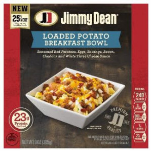 Bigger and Better! Jimmy Dean Breakfast Bowls in 3 New Flavors #JimmyDeanBowls