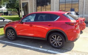 Testing Driving the 2017 Mazda CX-5 AWD Grand Touring #DriveMazda #MazdaUSA