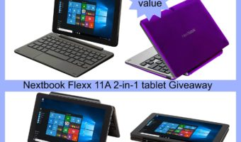 Nextbook Flexx 11A 2-1 Tablet Giveaway